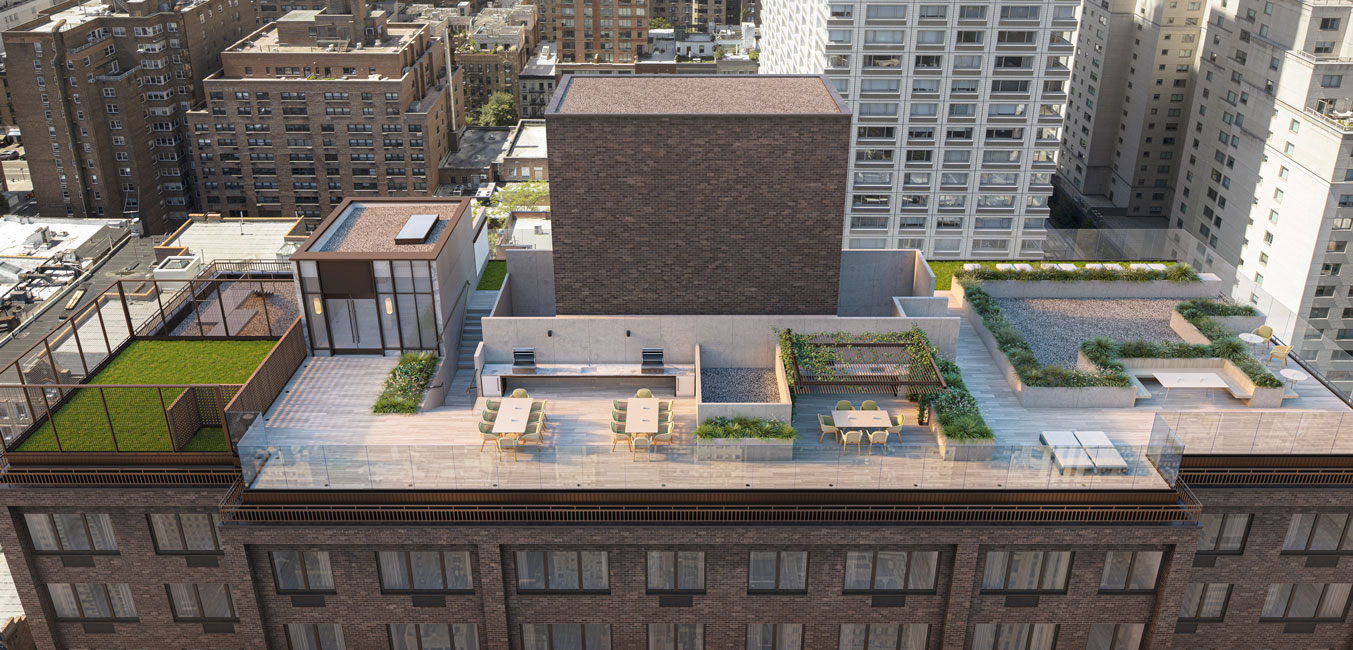 220 East 72nd Rooftop image